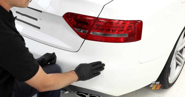 How to Smooth Out Touch Up Paint on Car